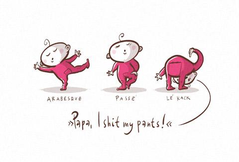 Papa ich hab´eingekackt Seite 10